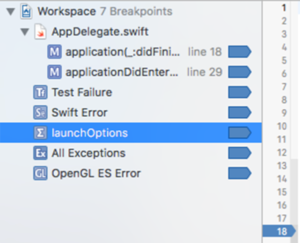 5 breakpoints every iOS developer should enable