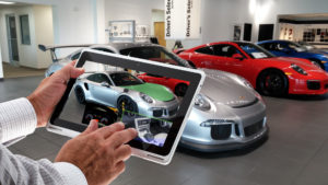 How Augmented Reality can benefit the automobile industry