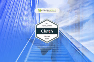 Copper Mobile featured as Top Creative Design and Development Agency in Dallas